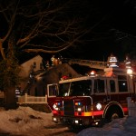 Hook and Ladder Aerial 114
