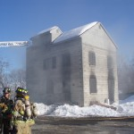 Danbury Fire Dept. Burn Building