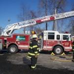 Monroe Fire Dept. Ladder Apparatus