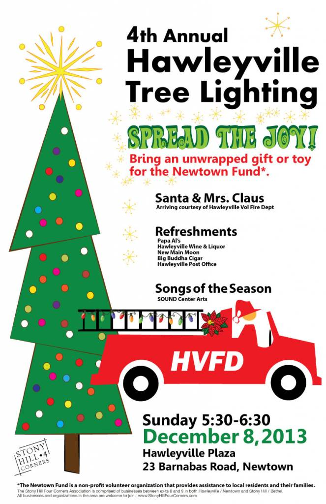 2013 Hawleyville Tree Lighting11