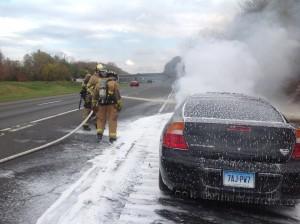 car fire 4