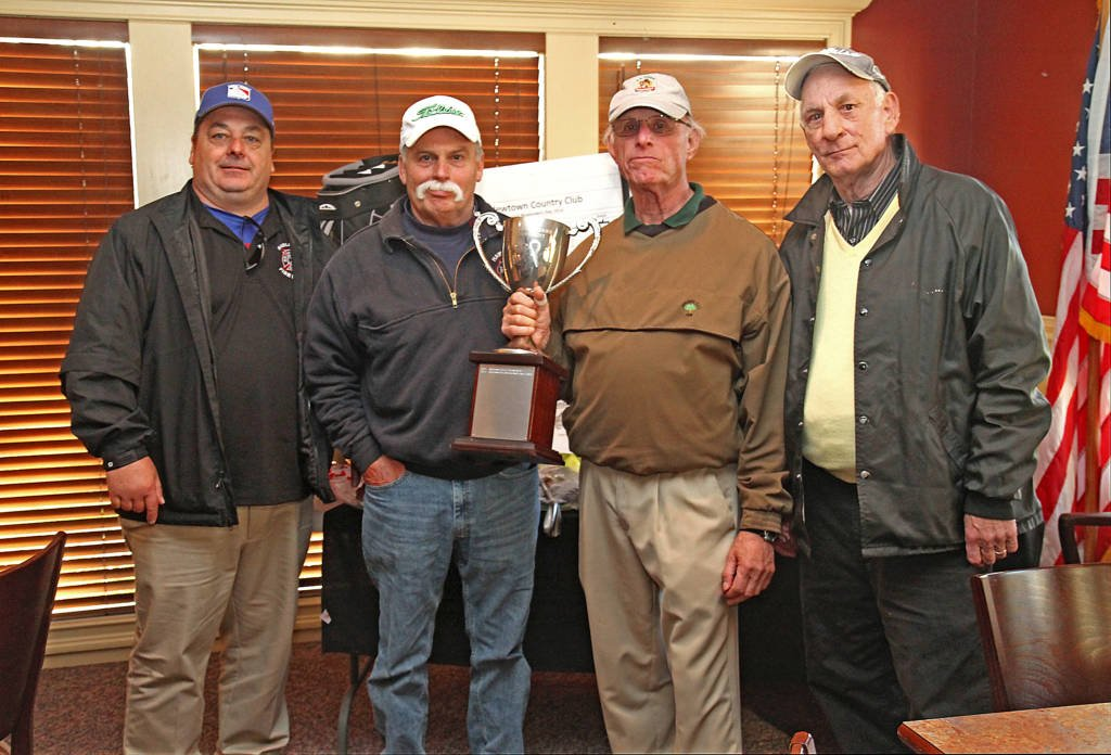 Hawleyville Fire Won Golf Tournament!!